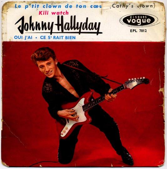 Vente disques collector hallyday kili watch - Collectionneur de disque vinyl 33 tours ...